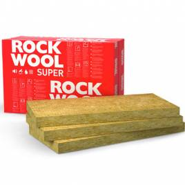 Базальтова вата Rockwool Superrock 1000х610х100