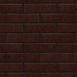 Клінкерна фасадна плитка King Klinker 02 Glazed Brown 240x71x10