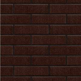 Клінкерна фасадна плитка King Klinker 02 Glazed Brown 250x65x10